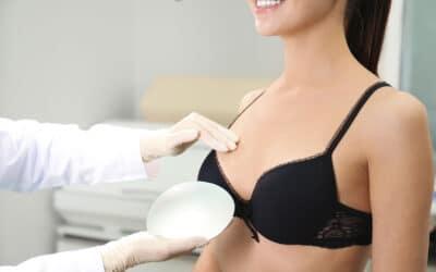 Tipos de prótesis mamarias