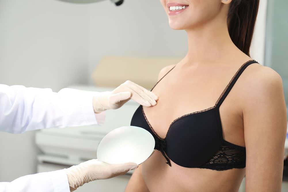 tipos de protesis mamarias