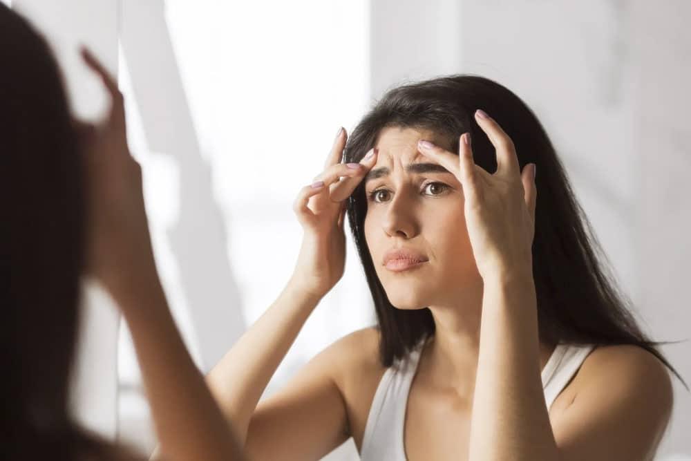 tratamiento botox en entrecejo